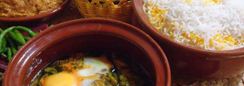 غذای بومی مازندران