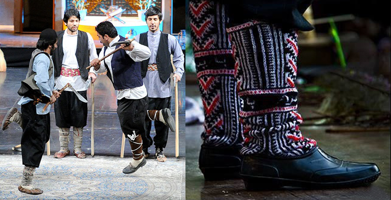 پوشاک محلی مردمان مازندران